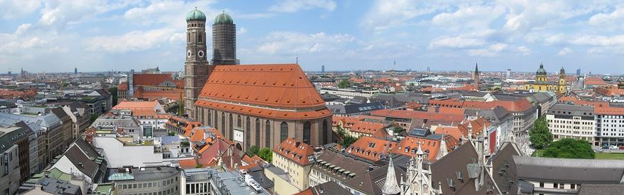 bigstock-Munich-skyline-12891185